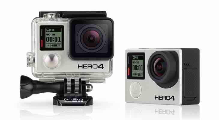 GoPro Hero 4 Black for beginner filmmakers