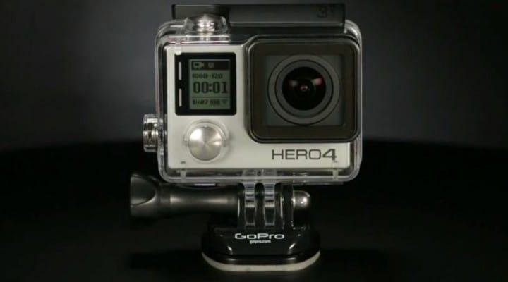 GoPro Hero 4 Vs 3+, Garmin VIRB and Sony AS100