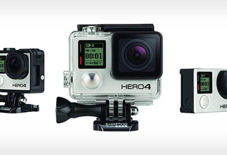 GoPro Hero 4 case already available