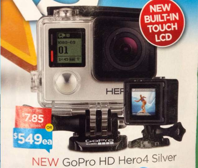 GoPro Hero 4 case
