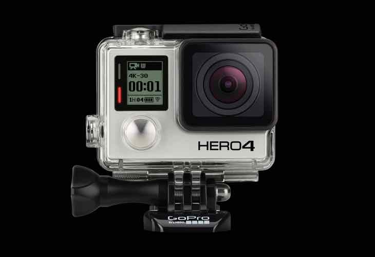 GoPro Hero 4 firmware update