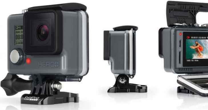 GoPro Hero+ LCD gets Hero 4 firmware update feature this week
