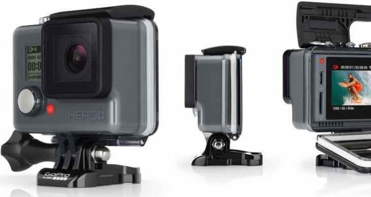 GoPro Hero+ LCD gets Hero 4 firmware update feature this week