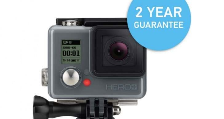 GoPro Hero+ LCD review for November 2016 buying decision