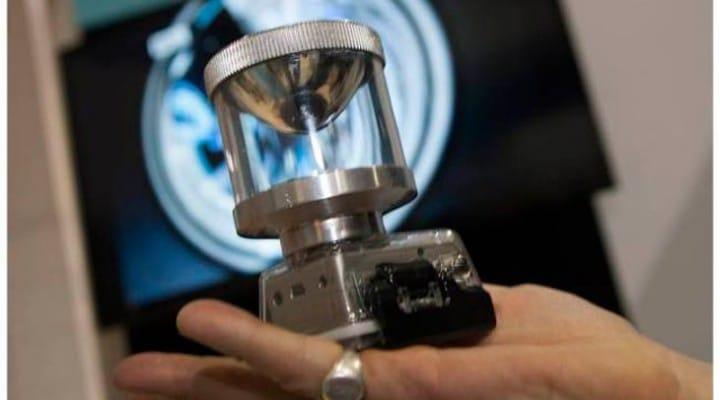 GoPro HERO3 camera receives 360 Actioncam