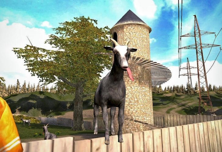 Goat Simulator for Android, iOS released early