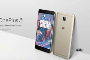 Gold OnePlus 3 release in hours, but not UK