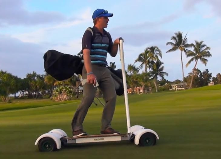 GolfBoard-demo-video