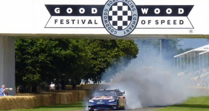 Goodwood Festival of Speed 2015 tickets on sale Nov. 6th