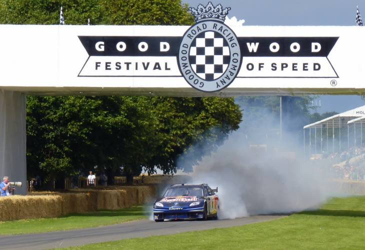Goodwood Festival of Speed 2015 tickets and dates announced