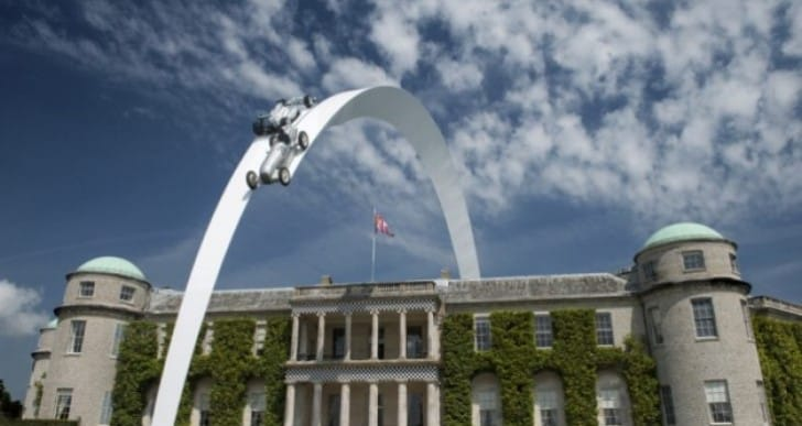 Goodwood Festival of Speed day 1, 2, 3 and 4 live stream