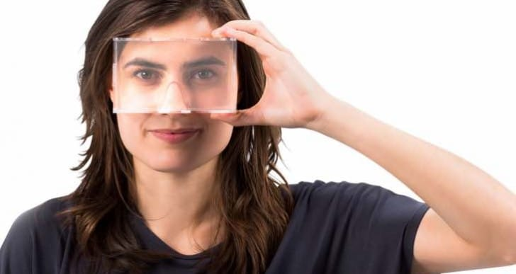 Google Cardboard Plastic, latest April Fools' Day product