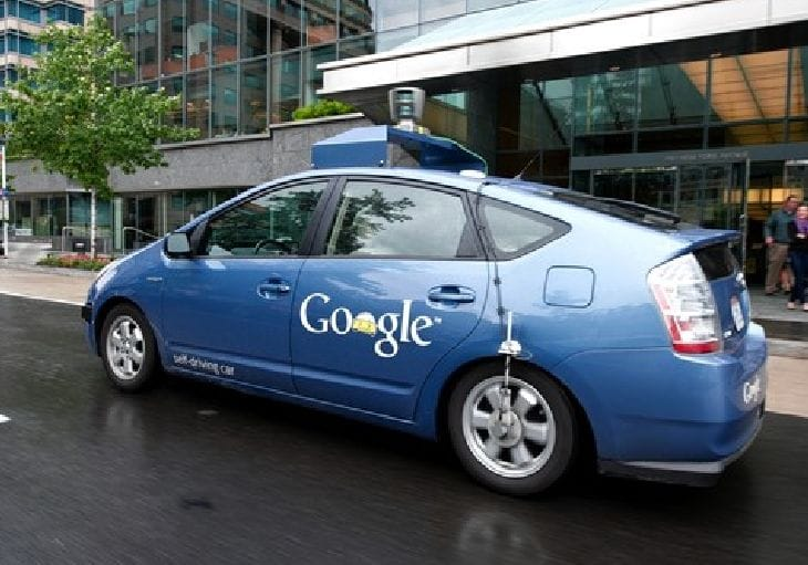 Google driverless car road rules discussed – Product ...