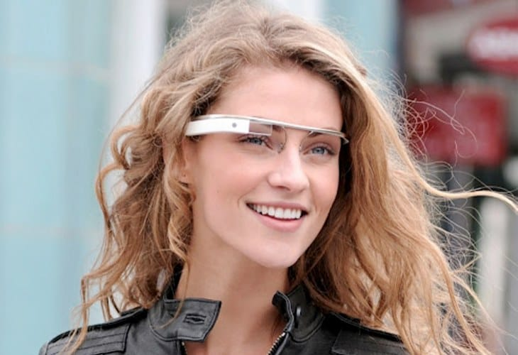 Google Glass Infographic dissects the technology main
