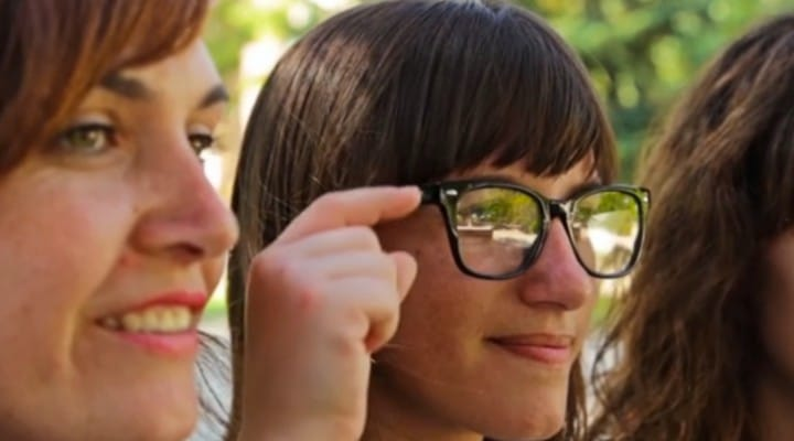 Google Glass alternatives, one uses prescription lenses