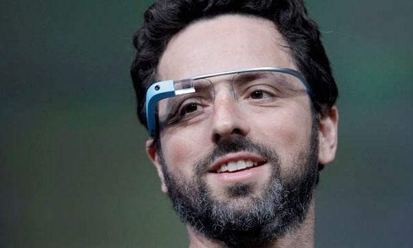 Google Glass events to aid development