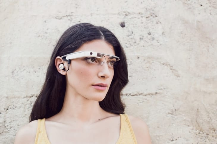 Google Glass update features prescription lens compatibility
