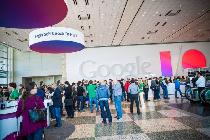Google IO 2014 keynote dated, live stream as normal