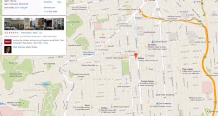 Google Maps Android 4.0.3 update starts roll out