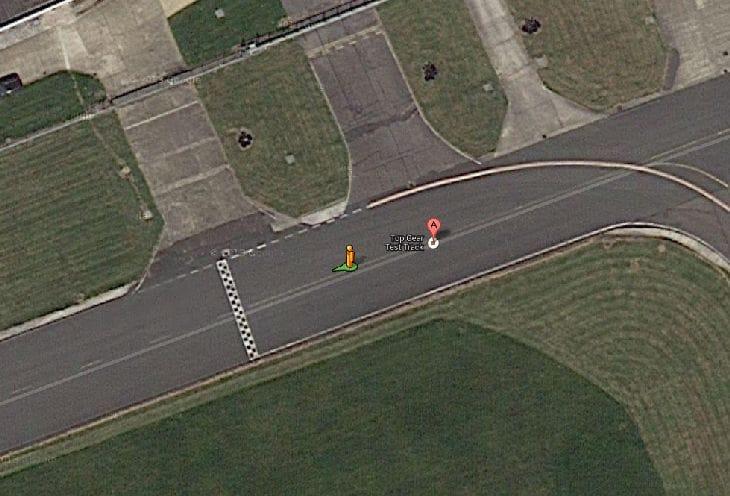 Google-Maps-Topgear