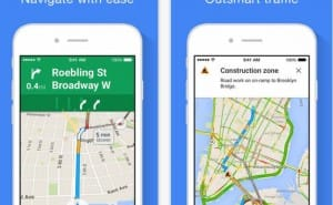 Google Maps iOS 4.4.0 update features and improvements