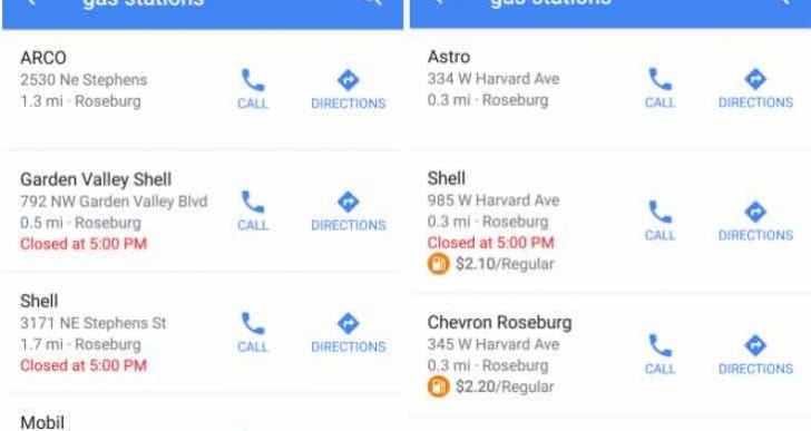 Google Maps update v9.16 for Android changes