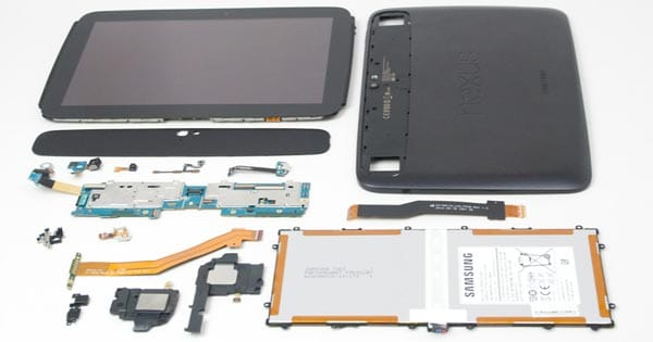 ... of gadgets, especially this inward review of the Google Nexus 10