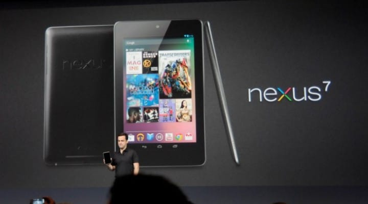 Google Nexus 7 2 after one-month review