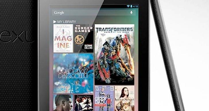 Google Nexus 7 2 battery life concerns