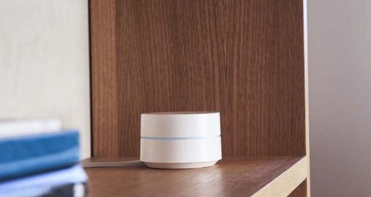 Google WiFi shipping begins December 6, not for UK