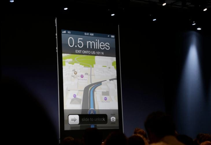 Google and Apple Maps legality updated in California