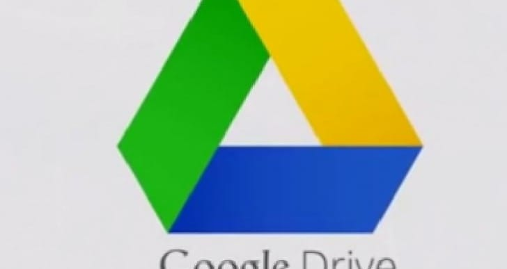 Google Drive down today, not working with error