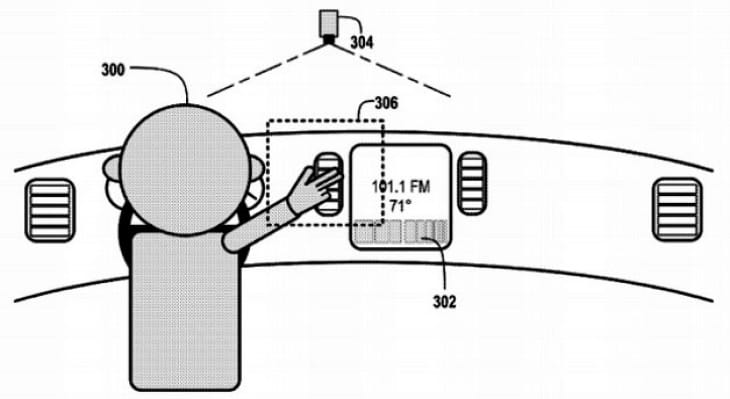 Google pushing gesture control cars