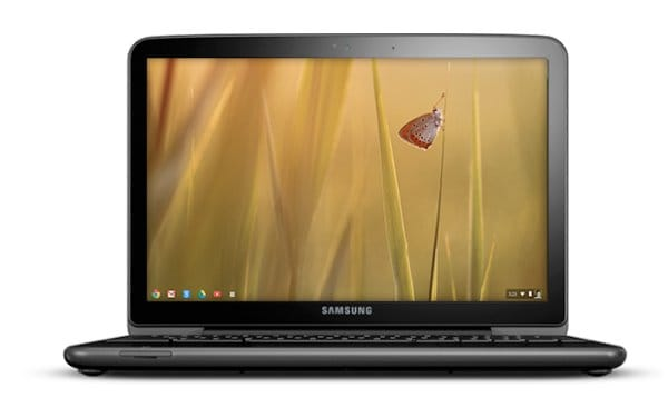 Google's new Samsung Chromebook price for education