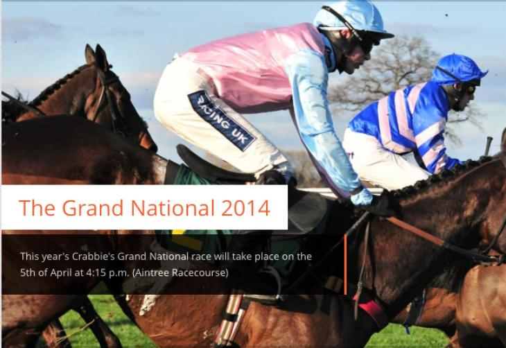 Grand National horse names