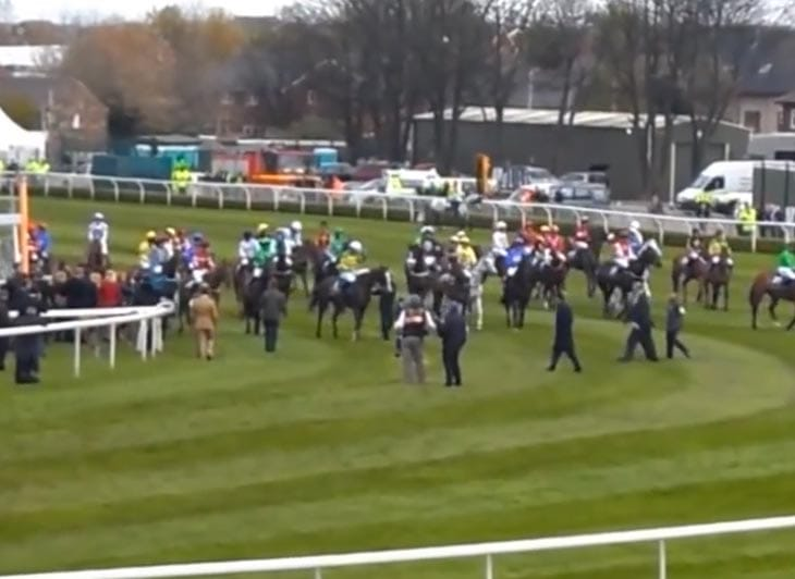 start of grand national