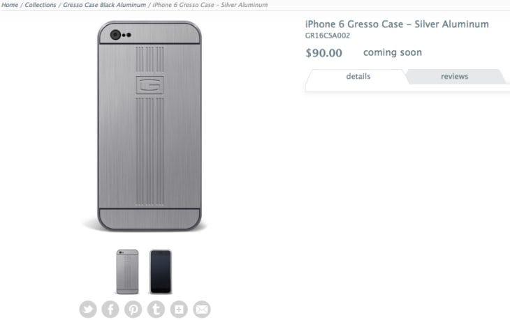 Gresso iPhone 6 Case