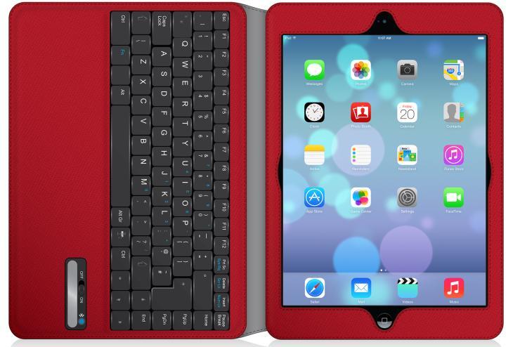 Griffin Slim Keyboard Folio iPad Air