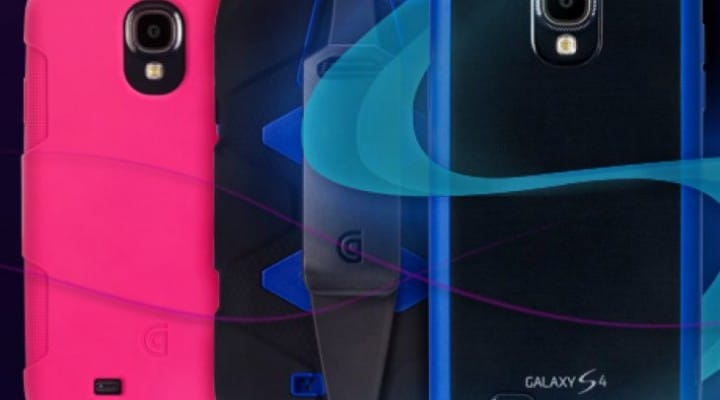 Griffin's Galaxy S4 cases protect with style