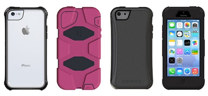 Griffin's new iPhone 5S cases