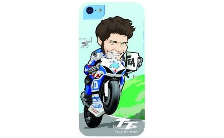 Guy Martin Time for a Brew phone case