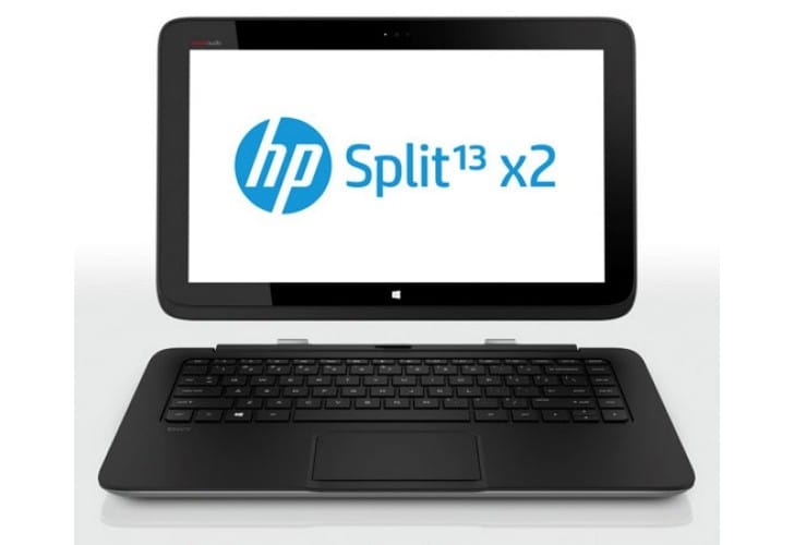 HP 13-m110dx: Split 2-in-1 13.3-inch touch-screen laptop