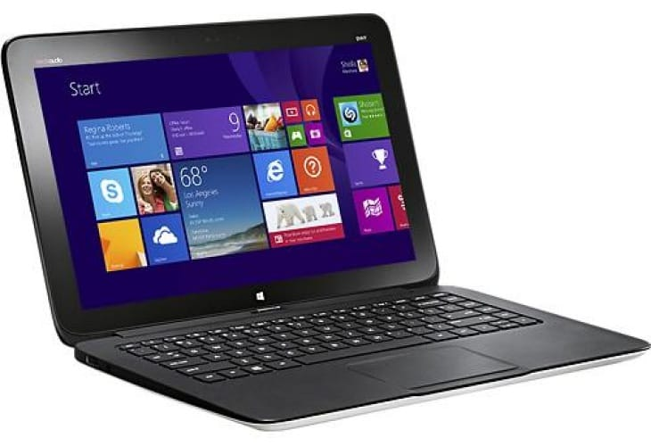 HP 13-m110dx- Split 2-in-1 laptop