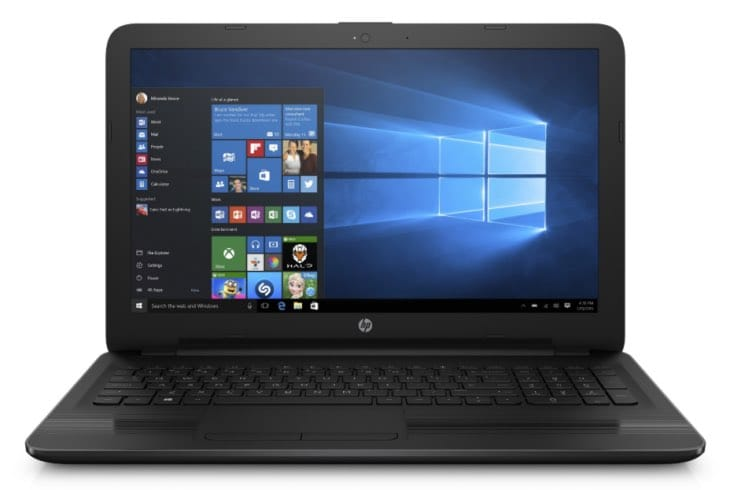 HP 15-BA015WM laptop review and specs mystery for 2017
