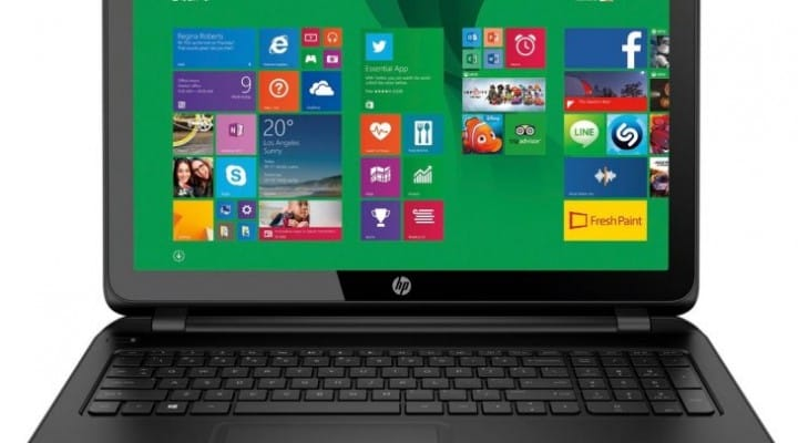 HP 15-F097NR Pavilion notebook review missing, not specs