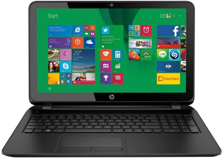 HP 15-F097NR Pavilion notebook