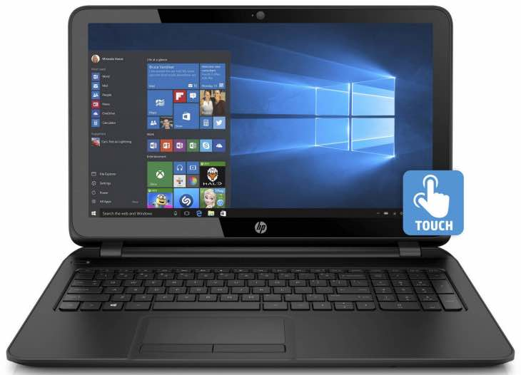 HP 15 F222WM 156 Inch Touchscreen Laptop Review