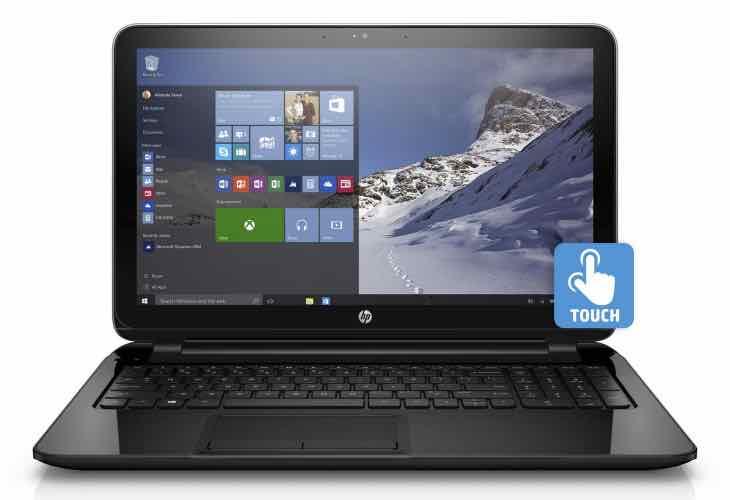 HP 15.6-inch 15-f211wm Window 10 Laptop specs