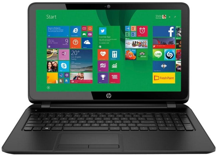 HP 15.6-inch Pavilion 15-F098NR specs, review MIA