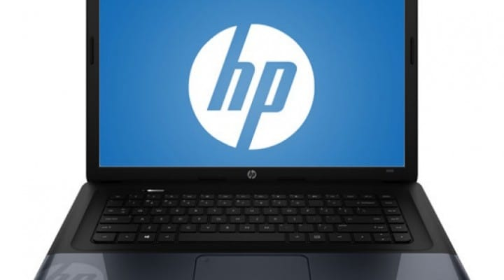 HP Winter Blue 2000-2d49WM laptop user expectations